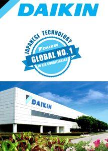 Daikin klíma gyár